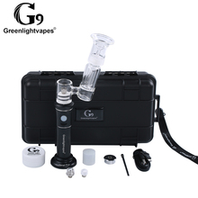 Wholesale Wax Vaporizer Pen Dry Herb Vaporizer Vape Case G9 Henail Plus Hot Selling