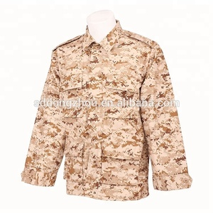 Dongoingzhou wholesale soldier army camouflage pants and clothing ACU military uniform