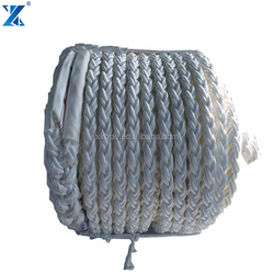 High Quality Certificated creative marine mooring rope used ship rope reel boat equipment