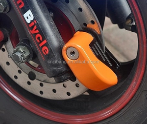 High quality bicycle security alarm system lock / bike alarm lock / disc brake lock for motorcycle
