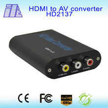 low price Video Converter Which Can Convert Composite Rca Video(cvbs)&amp