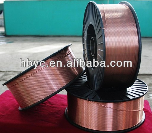 AWS A5.18 ER70S-6 co2 welding wire and flux cored wire price list