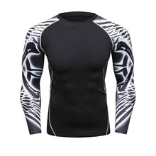 rash guards wholesale custom compression top skins compression tshirt