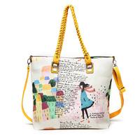 China suppliers 100% genuine leather handbags fashion womens handbags and purses in Dongguan