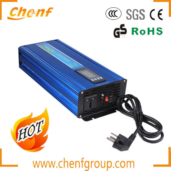 Chenf Perfect Protection 12v to 230v inverter circuit with charger