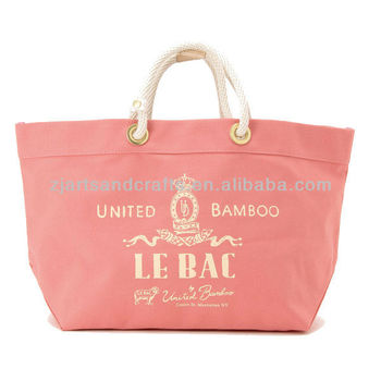 Lady Eco friendly Tote Bag