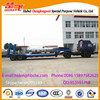 Chufei 10T 2alxes Low Bed Semi