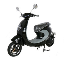 LCD 20A 500W Electric Adult Automatic Motorcycle