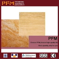 luxury stone flooring persian red travertine