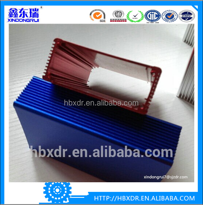 High Pressure extruded Custom High Quality Electronic Project Case for Electronic
