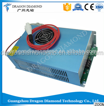 Co2 Laser Power Supply DY13 laser power supply 100w for W4 Z4 S4 reci laser tube