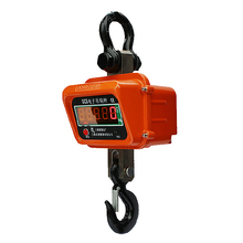OEM LED Display Crane 2 Ton Weighing Scale