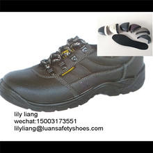 Hot anti-puncture safety low price brand sports shoes best work boots