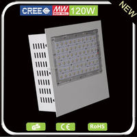 cree led kits Good Quality IP65 120W canopy led light in gas station