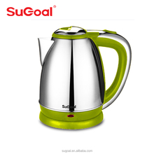 Home Appliance Factory Price 1.8L Hot Water Boiler Electric Stainless Steel Kettle