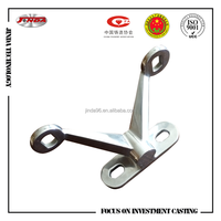 Stainless Steel Clamp For Class Glass