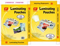 A4 A3 Heat Seal Laminating Films