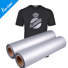 Vinyl foil heat transfer film