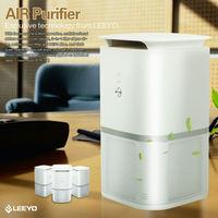 Mini Air Purifier, Personal Hepa Air Purifier Cigarette Smoke