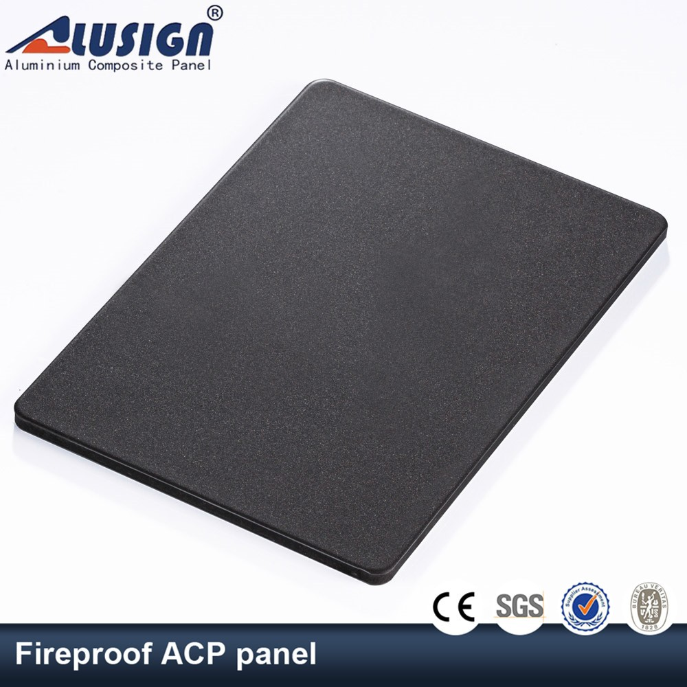 Alusign acrylic mirror sheet aluminium composite panel acp well-known high light panel