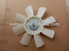 Yanmar 4TNV94 4TNV98 Cooling fan blade excavator engine fan
