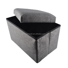 Cardboard Ornament Non Woven Fabric Foldable Storage Boxes