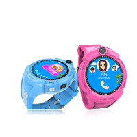 Greia Kids lovely Smart Watch Mobile Phone, Wrist Smart Watch With Gps ,Sos Sim Led Touch Screen Watch