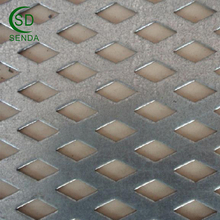 Electro Galvanized Perforated Metal Sheet/ Plates/ Mesh
