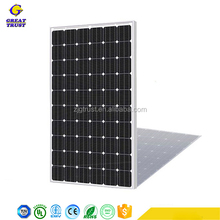 New design 360w solar panel solar panel raw material harga panel solar cell