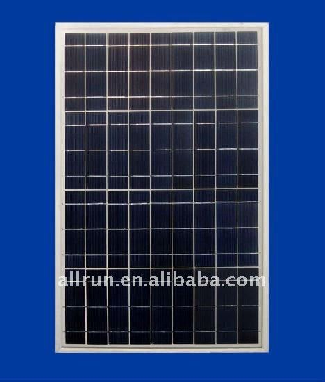 185W POLY SOLAR PANEL WITH ALLUMINIUM FRAME FROM QINGDAO ALLRUN