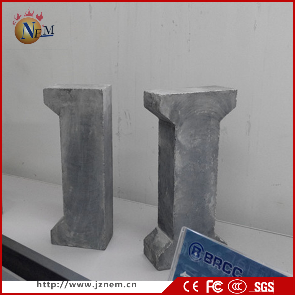 Factory price refractory black silicon carbide tiles NB SiC speical part
