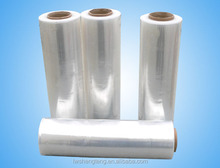 perforated polyolefin pof shrink film for food packaging