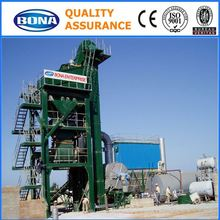 continuous asphalt batching equipment used for road construction
