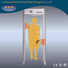 walkthrough metal detector door, airport security equipment manufacturers