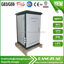 cheap price and high quality 40kw 3 phase wide voltage power station inverter