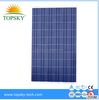 Poly solar panel, 100W polycrystalline pv solar module stock with TUV,PV cycle, MCS,UL