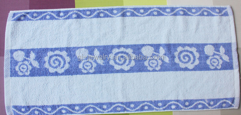 Promotional gift cotton fabric Traditional Turkish towel