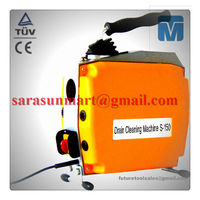 Outdoor high capacity Drain Cleaning Machine/pipe cleaner