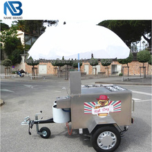 used tamale pretzel taco churro hot dog cart / snack vendor cart / hot dog stand for sale business