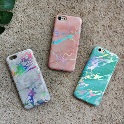 Wholesale Hologram IMD TPU Mobile Cover Custom Marble Phone Case for Apple iPhone 8 x 10