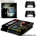 For Sony Playstation 4 Game Accessories Self-adhesive Decal Cover GYTM0456