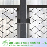 Stainless Steel Artificial Leaf Fence