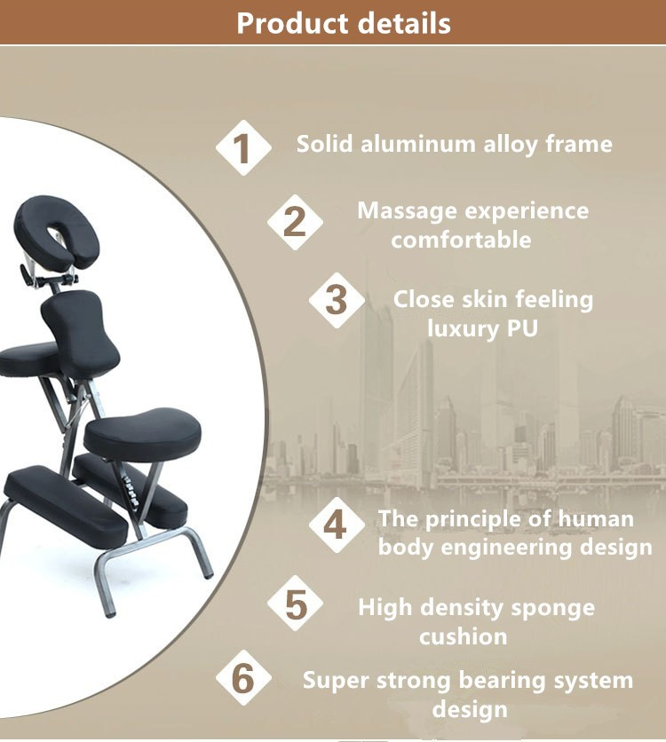 2018 White popular massage chair spare parts for SPA