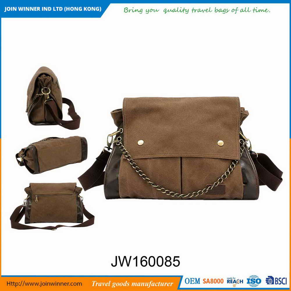 Attractive appearance Over The Shoulder Cloth Bag With Iso9001