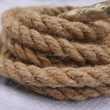 Jute Rope Packing Rope Natural Color Good Quality