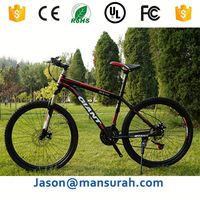 "26"" ALLOY MOUNTAIN BIKE /BICYCLE 27SPEED 800D-26-27SPD"