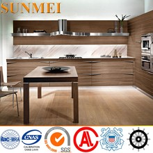 Customized design 304 SS small kitchen cabinets China manufacturer