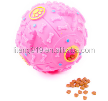 <strong>Pets</strong> Treat Balls Dog Toy P071