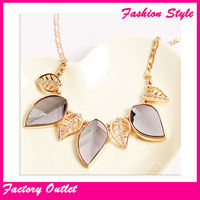 New Design Jewelry Indian Artificial Crystal Necklace Jewellery