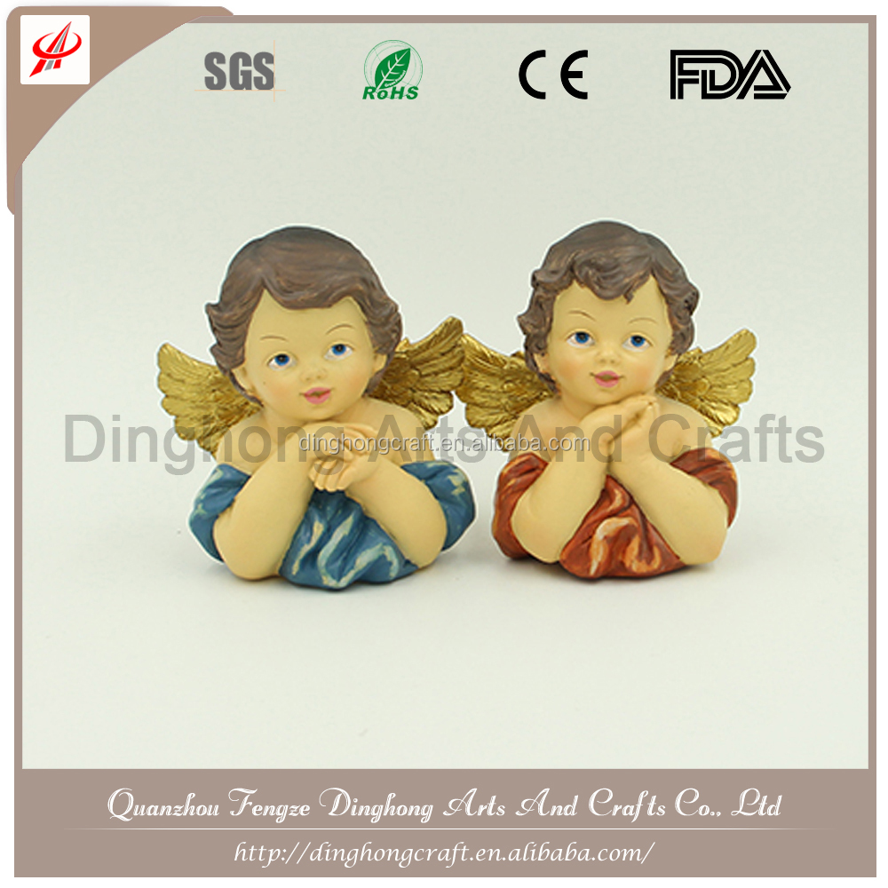 For Home Garden Decoration Novelty Ornament Resin Fairy